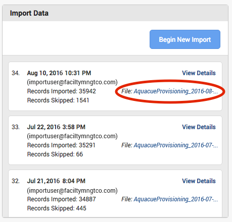 Import-Data-pod-with-links