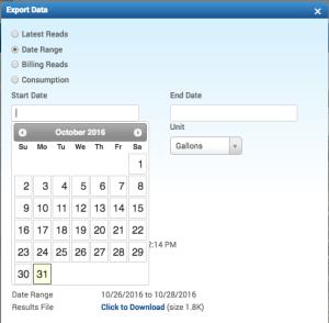export-date-range