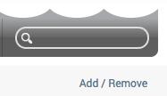 Add:Remove